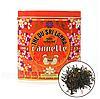 Органический чёрный чай с корицей, 100г Terre d'oc