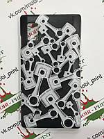 Чехол для LG Optimus L9 P765 (Iron)