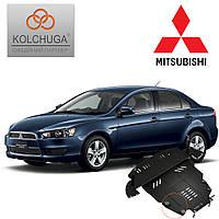 Защита двигателя Кольчуга для Mitsubishi Galant (Premium)