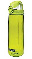 Бутылка для воды NALGENE On the Fly (OTF)  650 мл Green / Green Cap