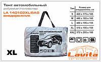 Тент автомобильный для джипа и минивена 4х4 Lavita LA 140102XL/BAG Размер XL 510Х195Х155