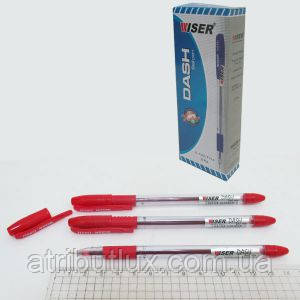 Ручка шариковая Dash (0,7мм) красная