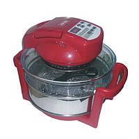 Купить Аэрогриль Hotter Classic Hx -1037 красный   и получите подарок!, фото 1
