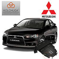 Защита двигателя Кольчуга для Mitsubishi Lancer (Premium)
