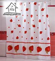 Шторка для ванной комнаты Miranda Strawberry