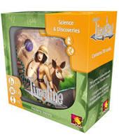 Таймлайн: Наука и открытия (Timeline: Science and discoveries) настольная игра