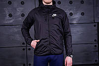 Ветровка Nike черная, виндранер