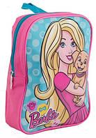 "Ранец детский ""1 Вересня"" K-18 Barbie Mint, 553445, фото 1"