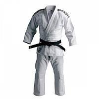 Кимоно для дзюдо Adidas CHAMPION 2 IJF (Белое)
