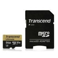 Карта памяти transcend microsdxc 64gb uhs-i u3 mlc (r95,w60mb/s)