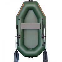 Надувная гребная лодка Kolibri-1-местная, 2100 мм