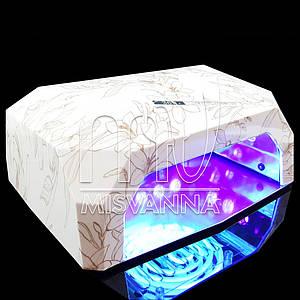 УФ лампа CCFL+LED DIMOND на 36 Вт (jasmine)