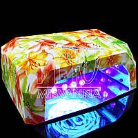 УФ лампа CCFL+LED DIMOND на 36 Вт (lily)