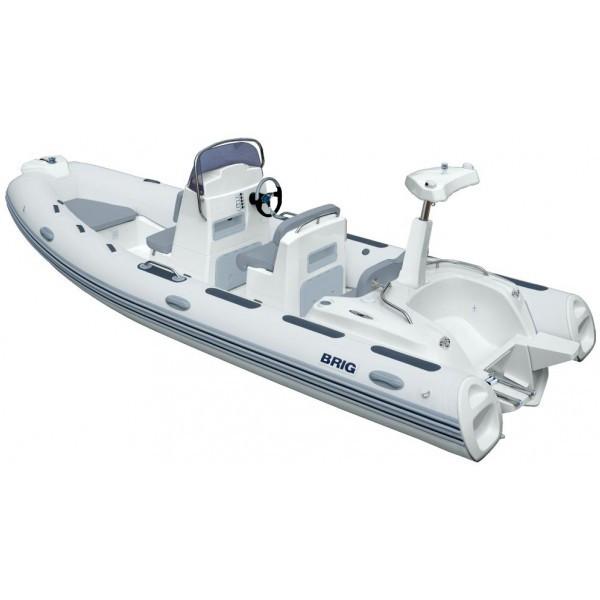 Моторная лодка Brig Rib Eagle, art: BR-E580L - Интернет-магазин Prima-Best.com в Одессе