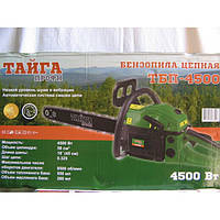 Бензопила  Тайга профи ТБП-4500 (1*1)