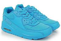 Женские кроссовки 733 BLUE NEON