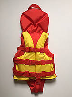 Детский страховочный спасательный жилет