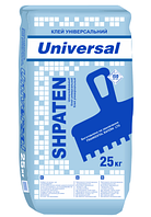 Клей для пенопласта и минеральной ваты Универсальный Шпатен Универсал Shpaten Universal (зимний)