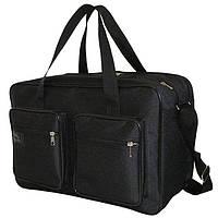 Мужская сумка через плечо Барсетка деловая А4+ 42х28х19см