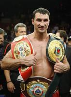 Владимир Кличко признан лучшим боксером года