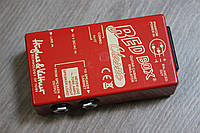 HUGHES & KETTNER (H&K) RED BOX CLASSIC - SPEAKER CAB EMULATOR/DI BOX