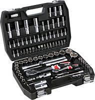 Набор инструментов Yato YT-1268 (94 предмета) в чемодане