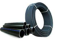 Труба 63х3,1 PN 6,0 для водоснабжения (ПНД-полиэтилен низкого давления)