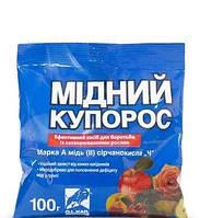 Медный купорос 100г O.L.KAR