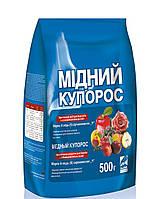 Медный купорос 500 г O.L.KAR