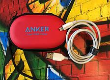 Кабель Anker для  iphone silver