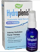 Nature's Way, Hydraplenish, сыворотка с гиалуроновой кислотой, ультра эффективный, 1 жидкая унция (30 мл)