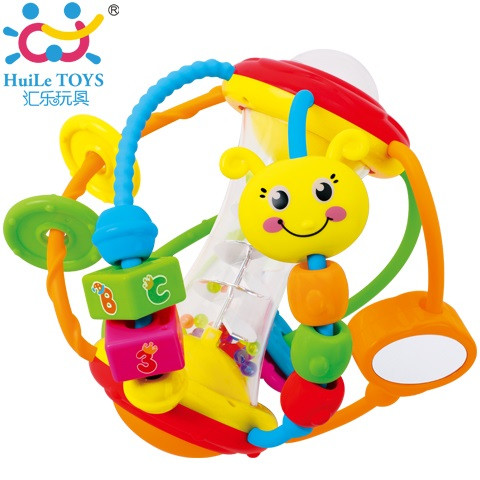 Розвиваючі і повчальні іграшки «Huile Toys» (929) Розвиваючий куля (звук. ефекти)