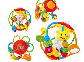 Розвиваючі і повчальні іграшки «Huile Toys» (929) Розвиваючий куля (звук. ефекти), фото 2