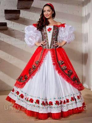 5eb43abfa5e31f Плаття в українському стилі інтригують своєю незвичністю, це модне і  стильне поєднання давніх традицій ручної вишивки та сучасного дизайну.
