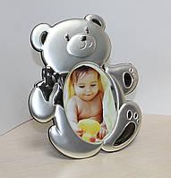 """Детская фоторамка """"Медвежонок"""" 9*13 CHK-025"""