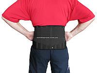 """Пояс для спины поддерживающий с ребрами жесткости """"Витязь"""""""