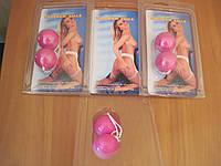 Вагинальные Шарики Гейши Увеличивают Оргазм Розовые Orgasm Balls Purplе