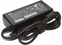 Блок питания для ноутбука HP 18.5V, 4.9A, 90W, 4.8*1.7, 3 hole, black + кабель питания!