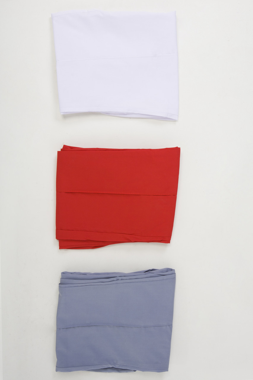 Медицинские брюки 2606 серые (батист)