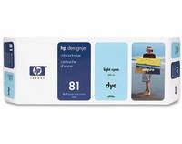 Картридж для струйных принтеров/МФУ HP No.90 DesignJ4000 black, 775ml (C5059A)