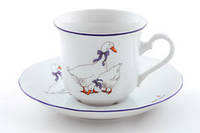 Leander Набор чайных чашек Мэри-Энн 200мл 03160415-0807