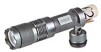 Брелок-фонарик с тайником True Utility TU304 стальной