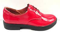 Туфли женские закрытые натуральные кожаные/замшевые цвета разные TH0004