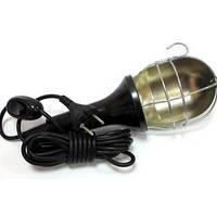 Лампа переносная карболит 5 метров 250В,100Вт Украина