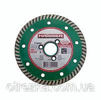 Алмазный диск Haisser 125 G6 гранит