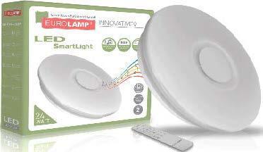 Умный светильник EuroLamp Smart Light 24W