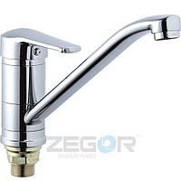 Смеситель для кухни Zegor Z45-LUX-A182