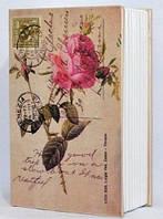 "Книга-сейф ""Роза"" на ключике 801-1"