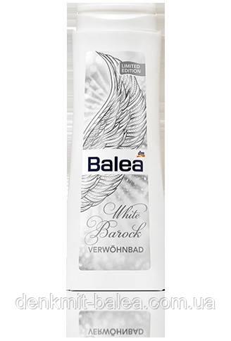 Крем-пена для ванны с приятным ароматом  Balea Balea White Barock 750 мл.
