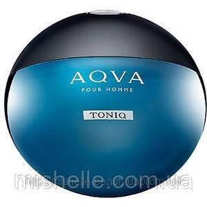 Туалетная вода для мужчин Bvlgari Aqva Pour Homme Toniq (Булгари Аква Пур Хомм Тоник), реплика
